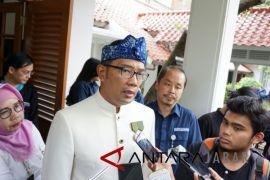Ridwan Kamil janji bantu petani dengan kekuasaan