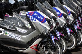Pemkot serahkan 15 motor ke Polrestabes Bandung