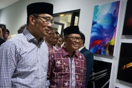 Emil resmikan gedung Bandung Kreatif Hub