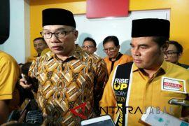 Hanura serahkan sepenuhnya penentuan cawagub ke Ridwan Kamil