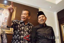 Kader parpol pendukung Ridwan Kamil-Uu dukung Deddy mizwar-Dedi Mulyadi
