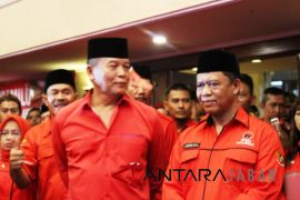 Pasangan Hasanah siapak kejutan saat debat kandidat
