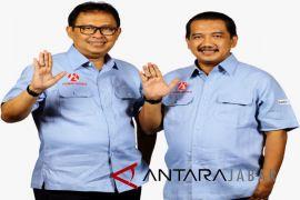 Yossi Irianto-Aries Supriatna optimistis Kota Bandung bisa raih WTP