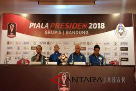Persib maksimalkan Piala Presiden bentuk kerangka tim