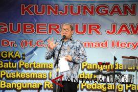 Gubernur Jabar kuliah umum di STAI Muhammadiyah Garut