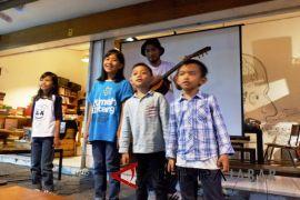 Komunitas anak Rumah Bintang luncurkan Album Musik