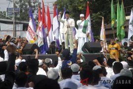 Ridwan Kamil-UU Daftar Pilgub Jabar
