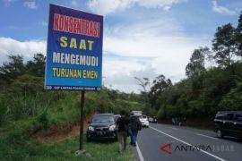 Kapolda: sopir bus tersangka kecelakaan Tanjakan Emen