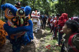Parade Imlek di Kebun Binatang