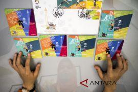 Perangko Edisi Asian Games