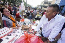 Kampanye Cagub Jabar TB Hasanudin