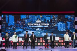 KPU Jabar pastikan pengamanan debat publik ketiga lebih ketat