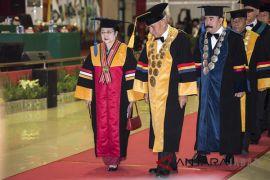 Gelar Honoris Causa Megawati Soekarnoputri