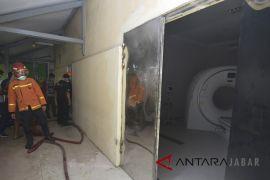 Kebakaran Ruang Radiologi RSUD Tasikmalaya