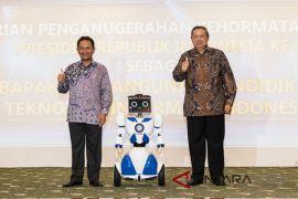Penganugerahan Kehormatan Untuk Susilo Bambang Yudhoyono