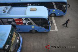Target Penggunaan Angkutan Umum