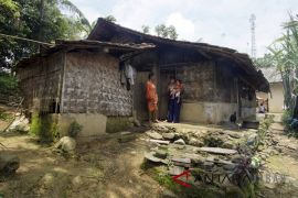 Pemprov Jabar rehabilitasi 40 rumah di Cianjur