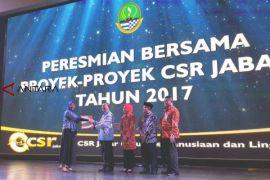 Tujuh pabrik Aqua peroleh penghargaan Pemprov Jabar