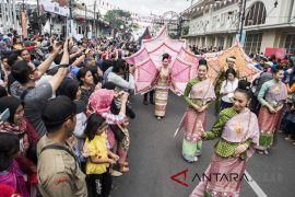 Staf Ahli: Karnaval Asia Afrika  dorong kunjungan wisatawan
