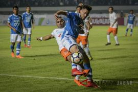 Persib Kalahkan Borneo FC