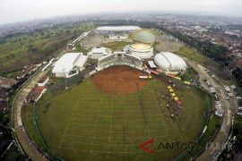 Pusat Pengendalian Asian Games di Jabar