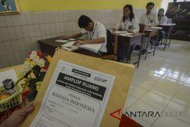 Pj Wali Kota Cirebon pastikan UN lancar
