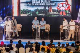 Debat Ketiga Pilwakot Bandung