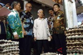 Tim pengendali pantau  pangan jelang Ramadan di Cirebon