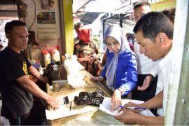 Ketua DPRD sidak ke pasar tradisional