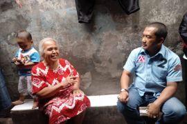 Aries Supriatna didoakan kaum dhuafa Kota Bandung