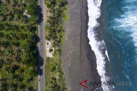 Dinas: Gelombang laut Pangandaran kembali normal