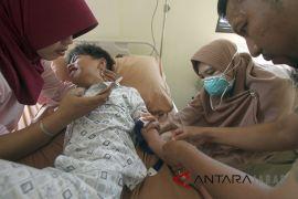 Korban keracunan makanan di Bogor 89 orang