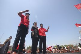 Relawan Jokowi di Jabar dukung Pasangan Hasanah