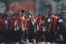 Megawati siap hadiri kampanye akbar terakhir Pasangan Hasanah