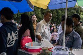 Warga  Jabar asal Sulsel dukung Deddy Mizwar