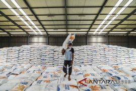 Ketersedian beras Jawa Barat