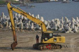 Pembangunan Pelabuhan Laut Palabuhanratu