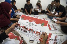 Pelipatan surat suara Pilgub Jabar