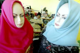 Konveksi Baju Muslim