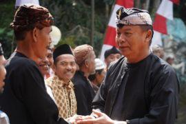 Olot Adat Jabar dukung Tb Hasanuddin-Anton Charliyan