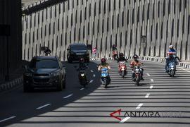 Polisi: jalur mudik Bandung-Garut lancar