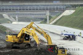 Peletakan batu pertama Tol Cigatas ditargetkan 2018