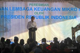 Peluncuran pembiayaan Bank Mikro Nelayan