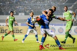 Persib Bandung kalah