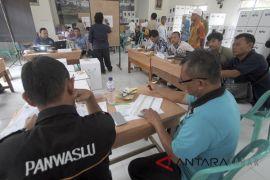 Rekapitulasi penghitungan suara tingkat Kecamatan
