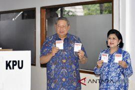 SBY larang caleg Partai Demokrat umbar janji