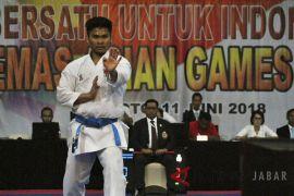 Seleksi akhir Timnas Inti Karate