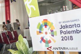 Satpol PP cianjur tertibkan pedagang cincau terkait Asian Games