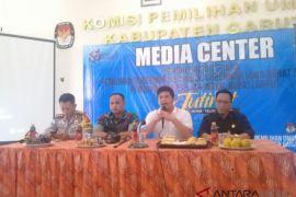 Sebanyak 781 personel amankan penghitungan suara Pilkada Garut