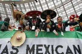 Meksiko kandaskan juara bertahan Jerman